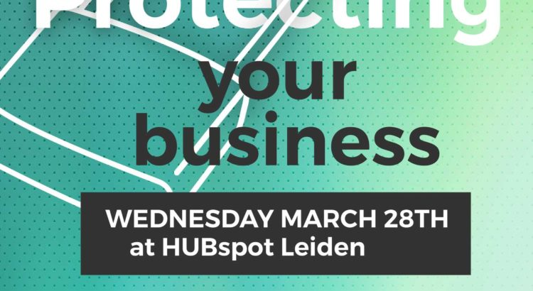 28 March 2018: Event Protecting Your Business